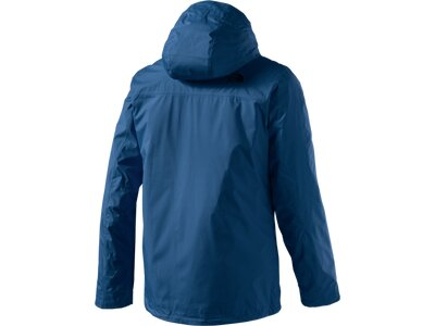 THE NORTH FACE Herren Doppeljacke Arashi Triclimate Blau