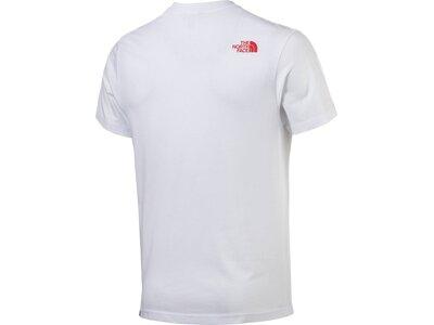 THE NORTH FACE Herren T-Shirt Extent II Weiß