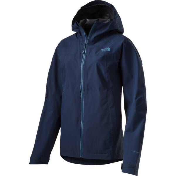 buy popular 45d27 091a8 THE NORTH FACE Damen Regenjacke EXTENT III