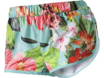 BRUNOTTI Damen Badeshorts Garaitz Women Short Blau