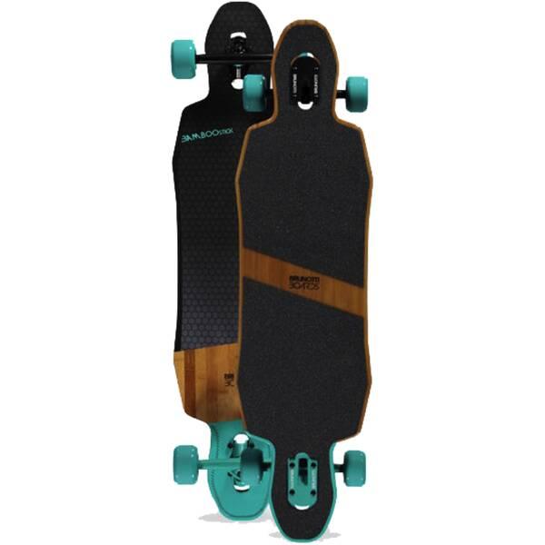 BRUNOTTI Skateboard Bamboostick Longboard