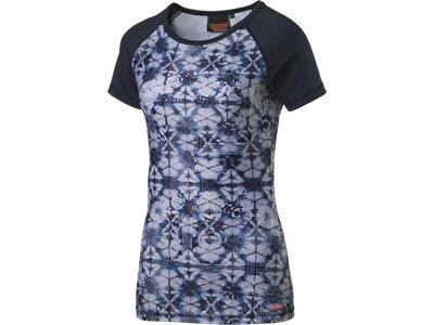 BRUNOTTI Damen Shirt URANA WOMEN SWIMTOP SPECIAL Blau