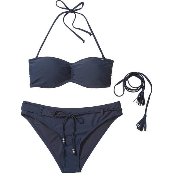 Bademode - BRUNOTTI Damen Bikini Siramigiana › Blau  - Onlineshop Intersport