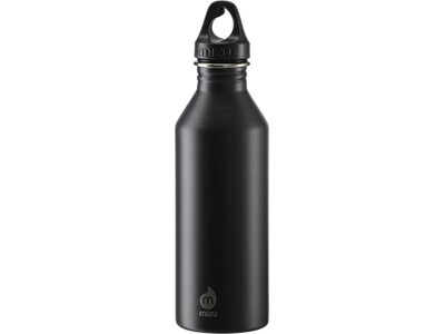 MIZU Trinkflasche M8 SINGLE WALL CONTAINER Schwarz