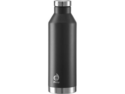 MIZU Trinkbehälter V8 DOUBLE WALL CONTAINER Schwarz