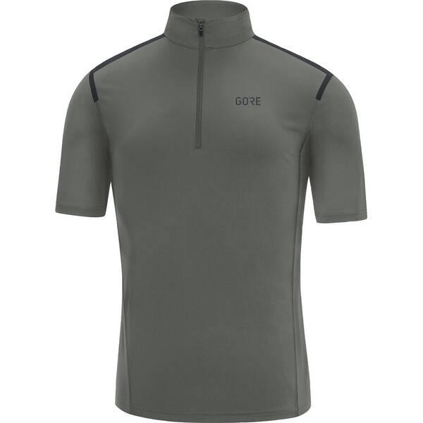 GORE Herren Zip Shirt