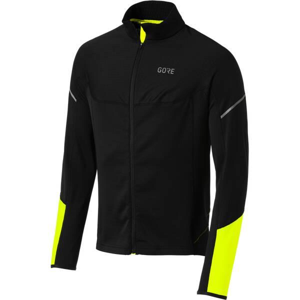 GORE® M Thermo Zip Shirt langarm