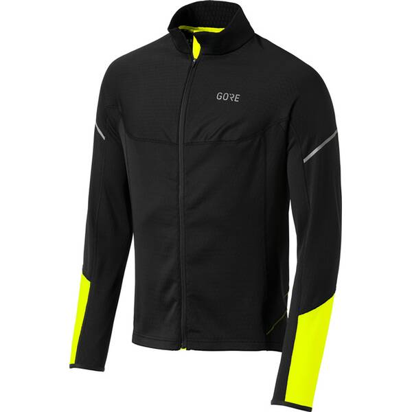 GORE® M Thermo Zip Shirt langarm
