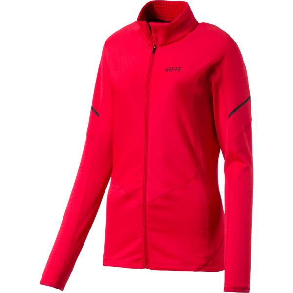 GORE® M Women Thermo Zip Shirt langarm