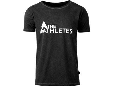 THE ATHLETES Herren Shirt Markus Schwarz