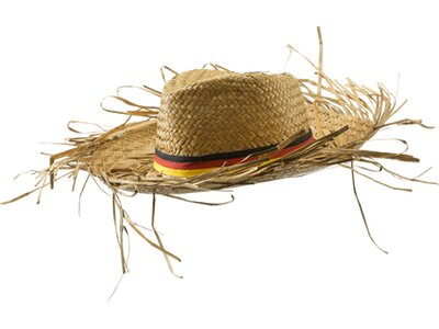 Herren Fan-Kopfbedeckung Beach Braun