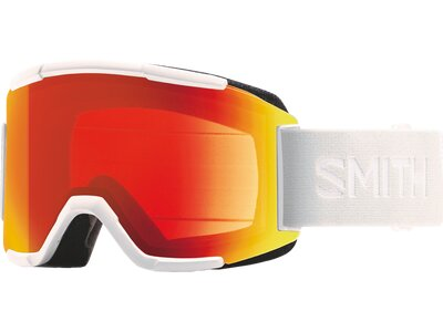 "SMITH Skibrille ""Squad"" Grau"