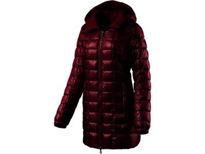 ICEPEAK Damen Mantel TARA Rot