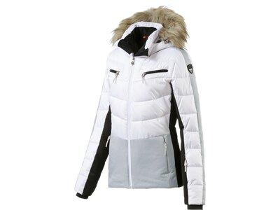 ICEPEAK Damen Skijacke VALDA Weiß