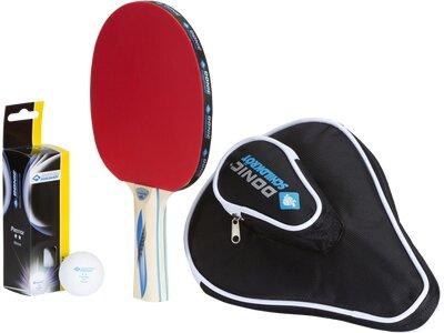 DONIC SCHILDKRÖT Tischtennis-Set Ovtcharov 500 Grau