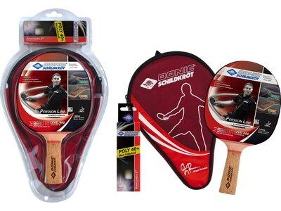 DONIC Tischtennis-Set PERSSON 600 Rot