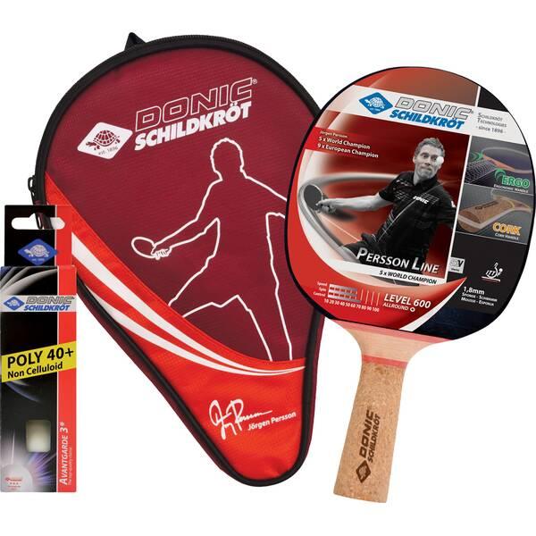 DONIC  Tischtennis-Set PERSSON 600