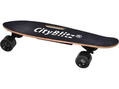 CITY BLITZ Skateboard CB013 Schwarz