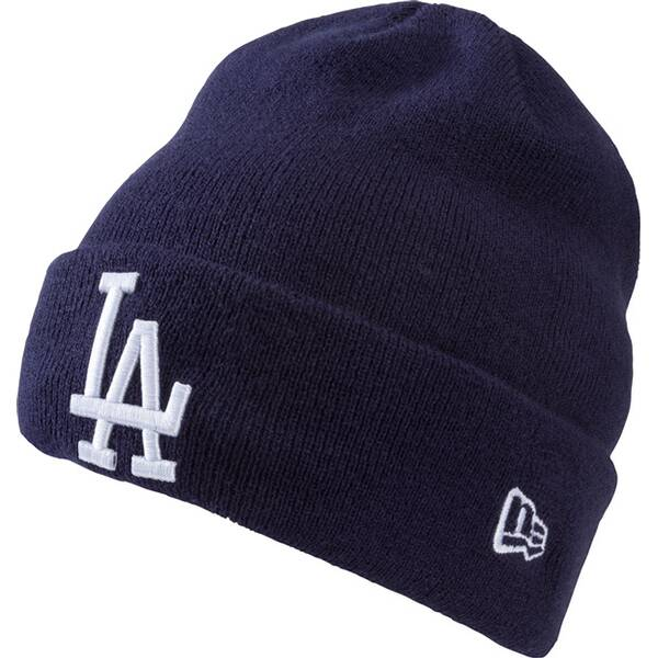NEW ERA Herren  MLB ESSENTIAL CUFF KNIT LOSDOD LNV