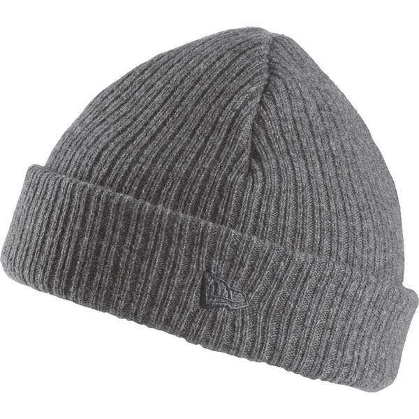 NEW ERA Herren  WOOL MIXED KNIT NEWERA GRA