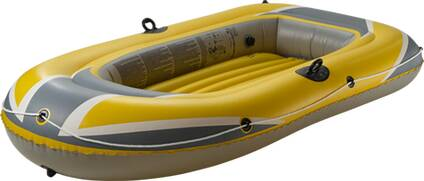 BESTWAY Badeartikel Badeboot Hydro Force Raft Set