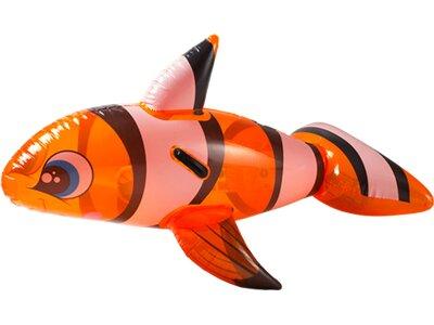 BESTWAY Badeartikel Badefigur Clown Fish Orange