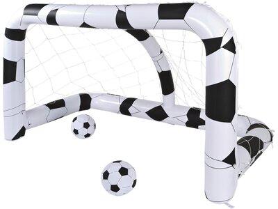 BESTWAY Badeartikel Badefigur Soccer Net Weiß