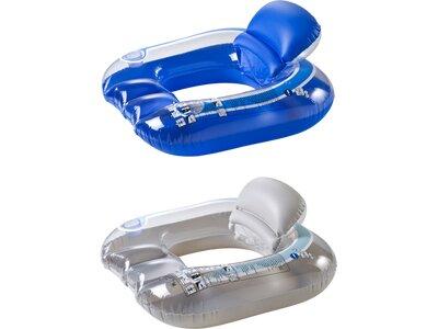 BESTWAY Schwimmsitz Pillow Lounger Blau
