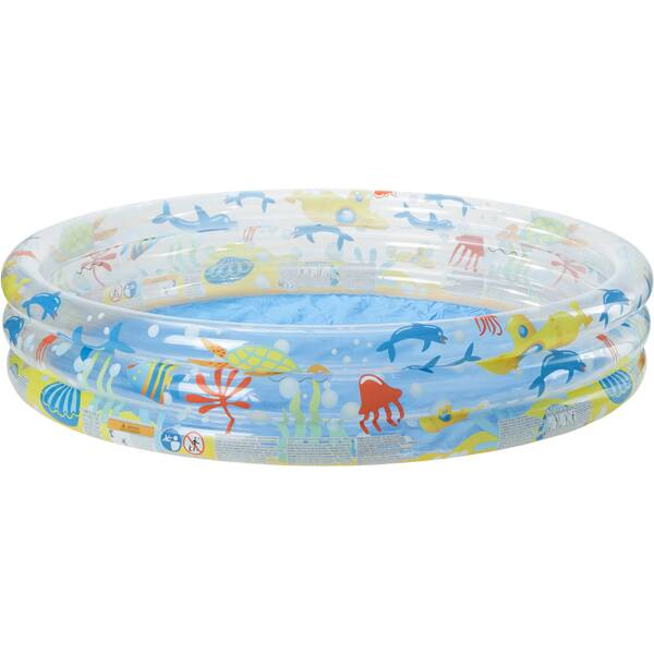 BESTWAY Aufblasbarer Pool Deep Dive 3-Ring