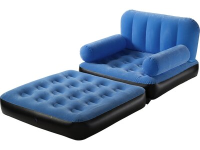 BESTWAY Luftbett Multi-Max Air Couch Single Blau