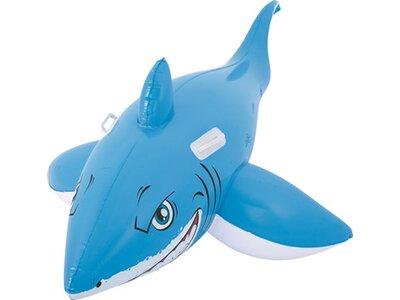 BESTWAY SCHWIMMTIER SHARK, 183X102 CM Blau