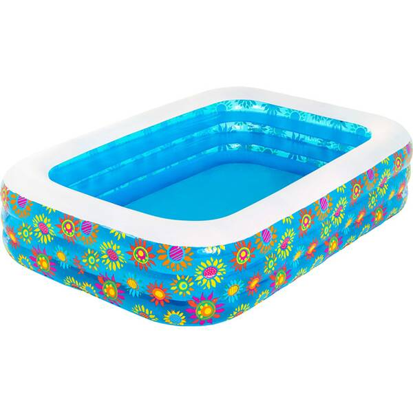 BESTWAY FAMILY POOL FANTASIA 229 X 15