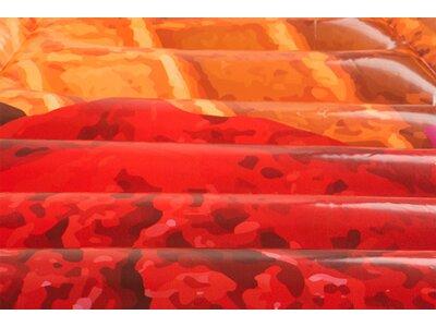 BESTWAY Badeartikel ICE-CREAM MAT 188X130cm Bunt