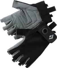 BLACKDIAMOND Kletterhandschuhe / Klettersteighandschuhe Crag Half Finger Glove