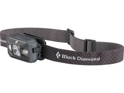 BLACK DIAMOND STORM Stirnlampe Schwarz