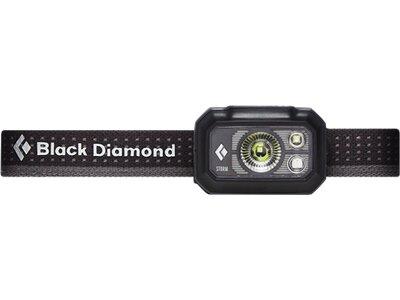 BLACK DIAMOND STORM 375 HEADLAMP Grau