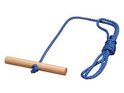 STIGA Schlitten-Zugseil Blau