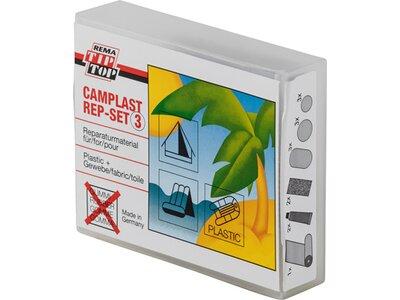 TIP TOP Rep-Set Camplast Maxi PVC Weiß