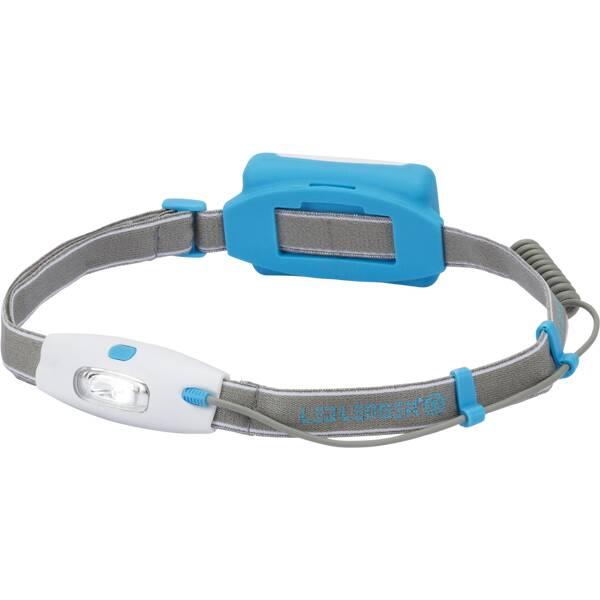 LED LENSER Stirnlampe NEO blau Blister