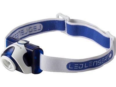 LED LENSER LEDLENSER® SEO 7R in blau Blister Blau