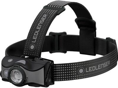 LEDLENSER Stirnlampe MH7 Schwarz Grau