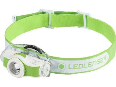 LEDLENSER Stirnlampe MH5 Grün