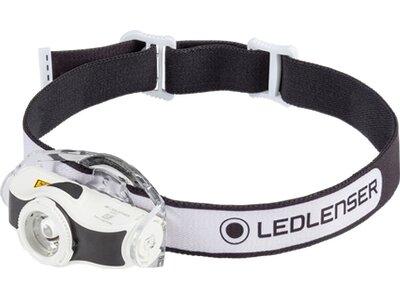 LEDLENSER Stirnlampe MH3 Weiß