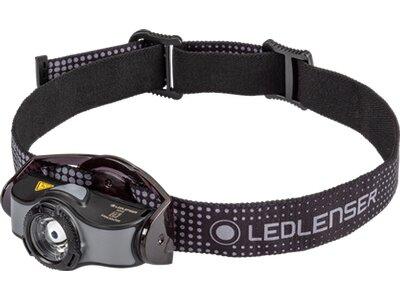 LEDLENSER Stirnlampe MH5 Schwarz Grau