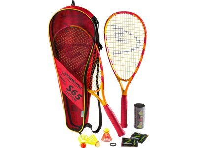 SPEEDMINTON SET S65 Orange