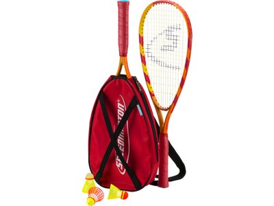 SPEEDMINTON SET S65 IM X-BACK PACK, 2015 Orange