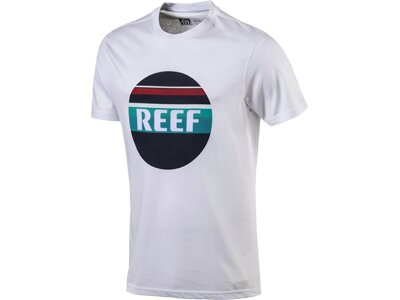 REEF Herren Shirt REEF PEELER 2 Weiß