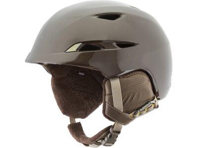GIRO SNOW Damen Helm Giro LURE Braun