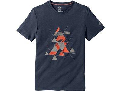 McKINLEY Herren Shirt Kreina Blau