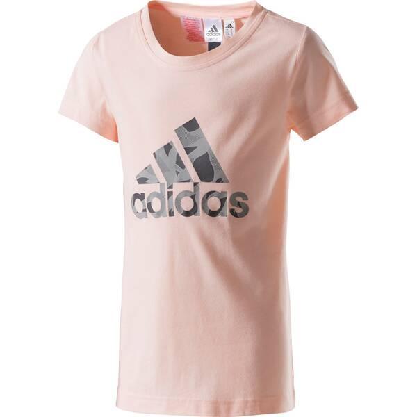 ADIDAS Kinder T-Shirt Logo